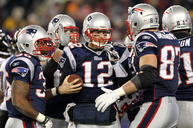 2012 NFL Week Four Preivew — New England vs Buffalo