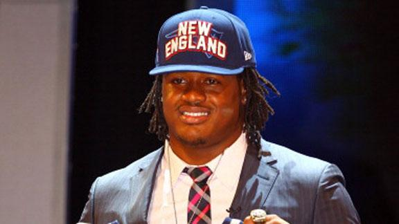 Pats Ink First Round Pick Dont'a Hightower