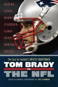 Author of the Tom Brady book will be in Millbury