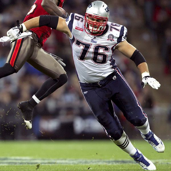 Is Rob Gronkowski S Rumored Girlfriend Making Moves On: Patriots Re-sign Sebastian Vollmer