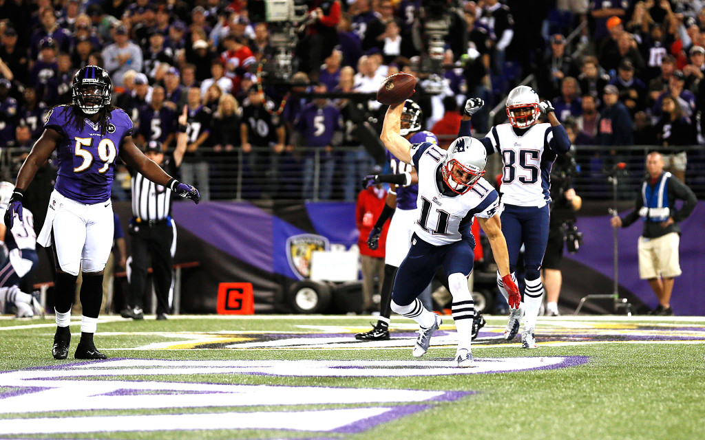 New England Patriots – Three Biggest Games Of The 2013 Season