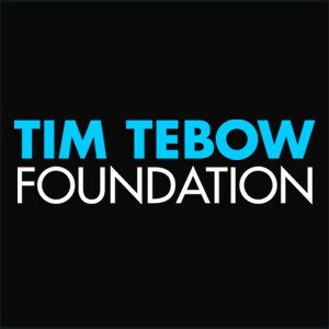 Tim Tebow Foundation Logo Photo from Tim Tebow Foundation Twitter