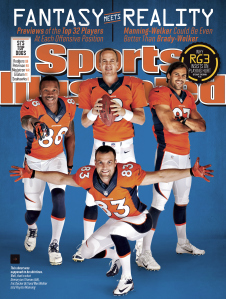 Thomas, Manning, Decker, and Welker Photo From S.I.
