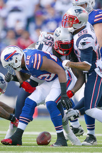 Matchups to watch for: Patriots Vs Bills