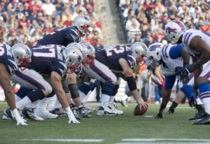 Patriots Offensive Line