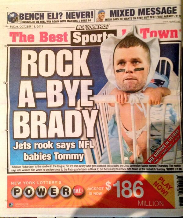 "Is Rob Gronkowski S Rumored Girlfriend Making Moves On: Jets Rookie: ""NFL Babies Tom Brady"""