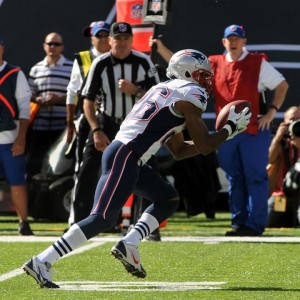 Logan Ryan with the Pick 6 Photo by: Keith Nordstrom