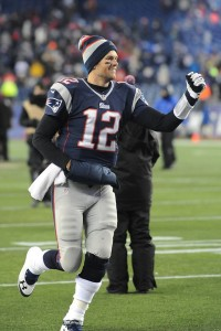 Tom Brady wins AFC Offensive Player of the Week honors