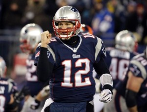Tom Brady Photo By: Stephan Savoia