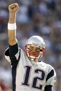 Tom Brady Photo By: Winslow Townson