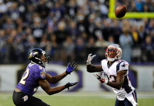 Devin McCourty saves a big play Photo By: AP