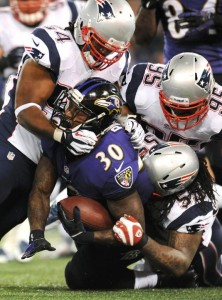 Patriots Vs Ravens Recap: Patriots dominate the Ravens