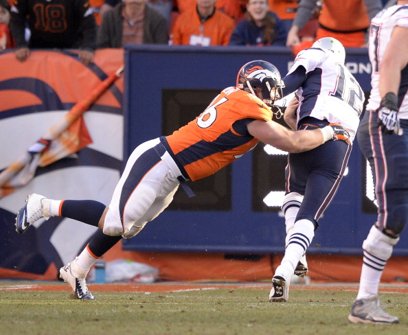 Patriots Outplayed In 26-16 AFC Title Game Loss To Denver