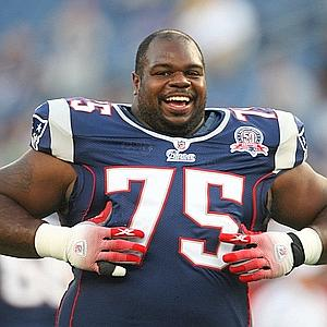 Vince Wilfork (Photo by Jim Rogash/Getty Images)