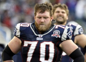 Logan Mankins  (Photo By: Elise Amendola)