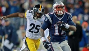 Aaron Dobson to play against the Giants (Photo By Jim Davis)