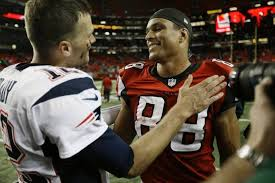Tom Brady and Tony Gonzalez