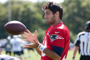 Jimmy Garoppolo (Photo By Martin Morales)