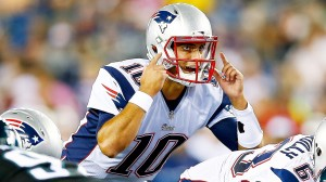 Will Jimmy Garoppolo play or won't he on Sunday. (Photo By: Jared Wickerham/Getty Images)