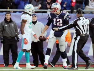 Photos From The Patriots Win