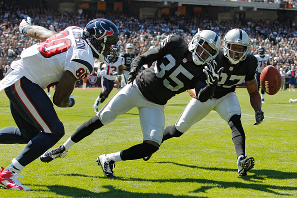 Houston Texans v Oakland Raiders