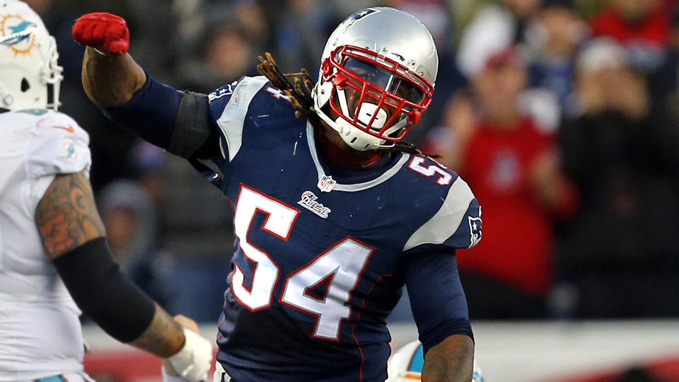 7f32f8cac The New England Patriots picked up Dont a Hightower s 2016 option  yesterday