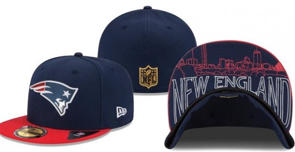 Check Out What The Patriots 2015 Draft Hats Look Like - Patriots Gab 30f58217d