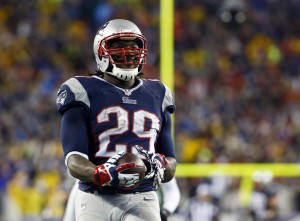 LeGarrette Blount to miss the opener. (Photo By: David Butler II-USA TODAY Sports)