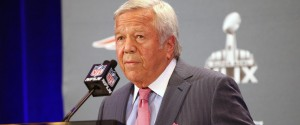 Patriots Owner Robert Kraft. (Photo From Patriots.com)