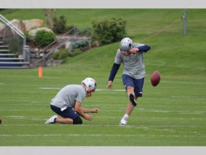 Stephen Gostkowski (Photo From Patriots.com)