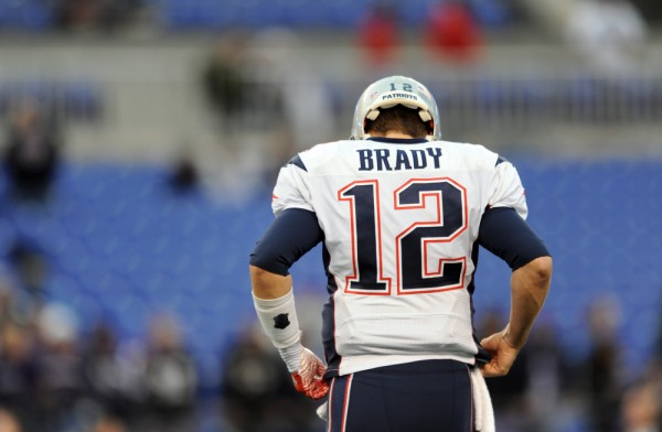 Tom Brady will likely sue the NFL.  (AP Photo/Gail Burton) ORG XMIT: OTK