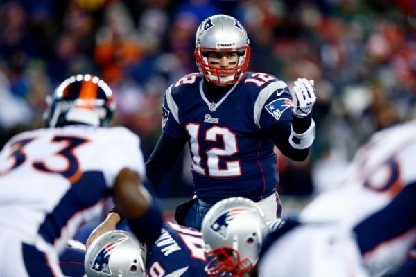 Patriots QB Tom Brady and the Patriots have an exciting 2015 ahead. (Photo By: Jared Wickerham/Getty Images)