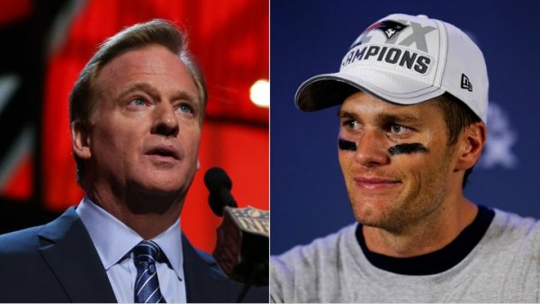 Tom Brady Vs NFL heated up in court today. (Photo From Rolling Stones.com)
