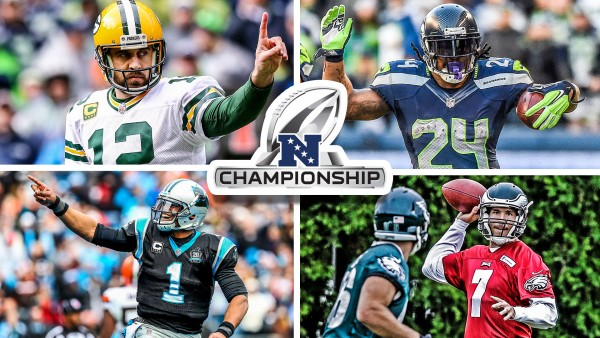 "Photo from SportingNews.com's ""Predicting AFC and NFC division winners."
