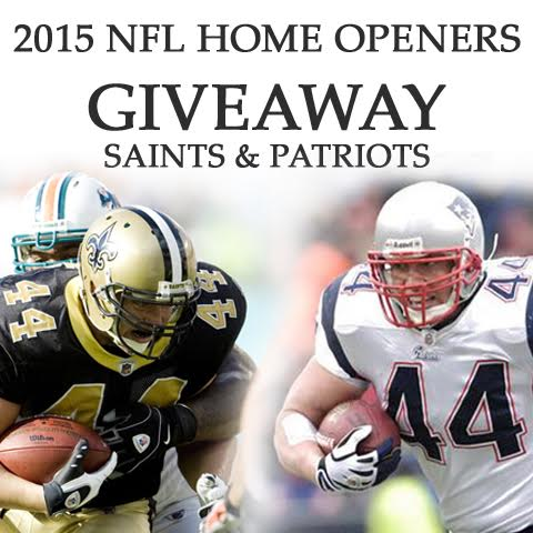 Enter for you chance to win Patriots home opener from FB Heath Evans. (Photo From GenerosiTrend.com)