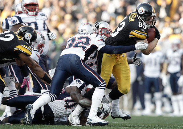 Heath Miller will be a key player in Thursday's night opening game. (Photo By: Jared Wickerham/Getty Images)