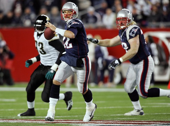 Jaguars Vs Patriots in Boston on Sunday. (Photo By: : Jim McIsaac/Getty Images Sport)