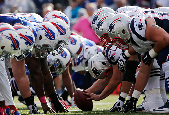 Predictons below on who wins week 2 of the NFL. (Photo From Bills.com)