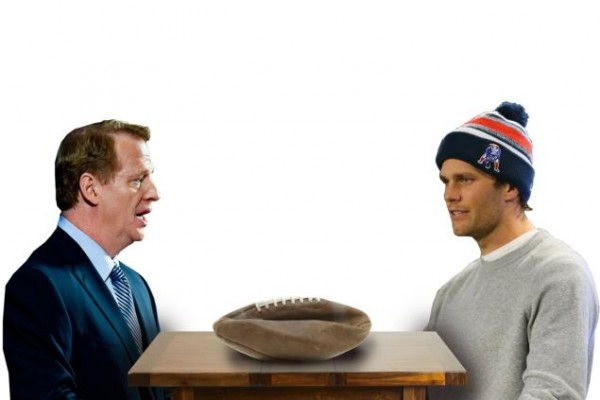 Yes, there is still news about deflategate. (Photo From DAILY NEWS PHOTO ILLUSTRATION)