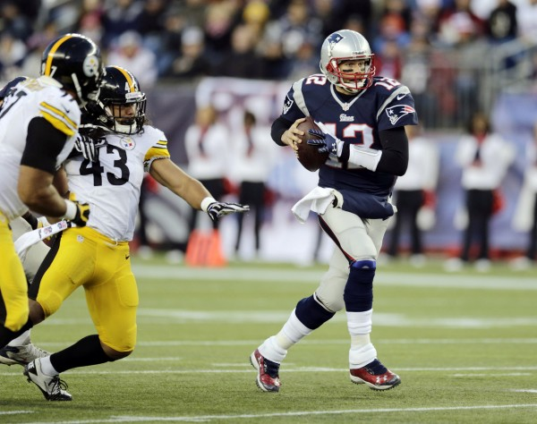 Tom Brady will try to help his New England Patriots get the opening day win. (Photo From NFLrush.com)