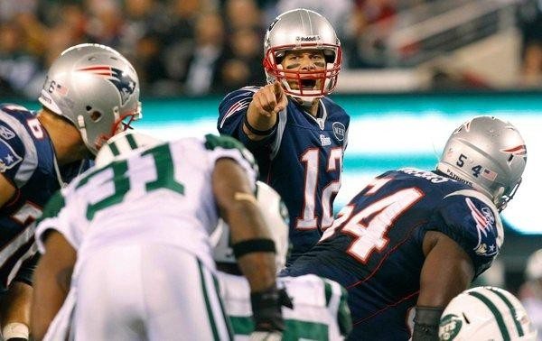The Pats will take down the Jets in a close one, or at least that is what I'm guessing.