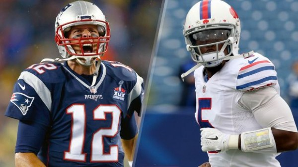 Brady Vs Bills Defense. Taylor Vs Patriots Defense. Here's how each team will plan against the other.