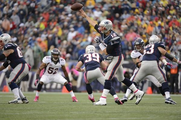 Previewing how the Patriots plan on beating Denver. (Photo By:  John Leyba, The Denver Post)