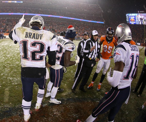 See where the Broncos and Patriots rank below after a crazy and good game. (Photo By: David Silverman)