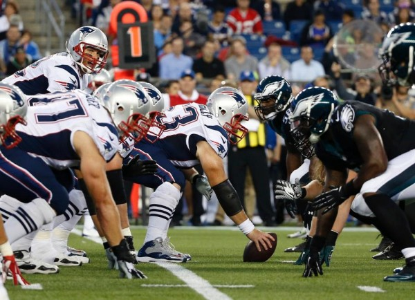 Check out how these two teams stack up on paper. (Photo From 2014 Preseason and Patriots.com)