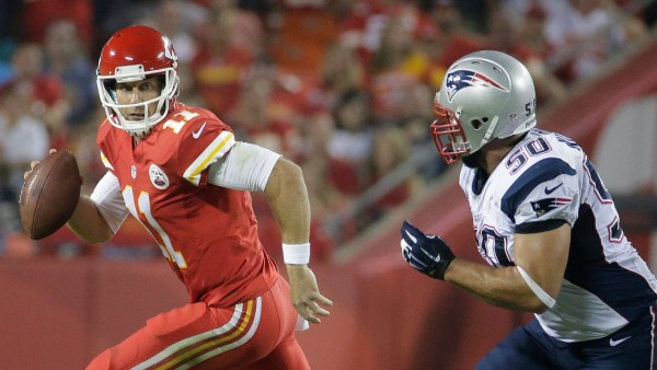Can Alex Smith and the Chiefs be stop? See what I think below. (Photo From KCChiefs.com)