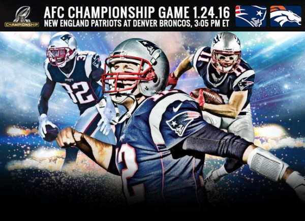 McCourty, Edelman, Brady, and the Patriots travel to Denver. (Photo From Patriots.com)