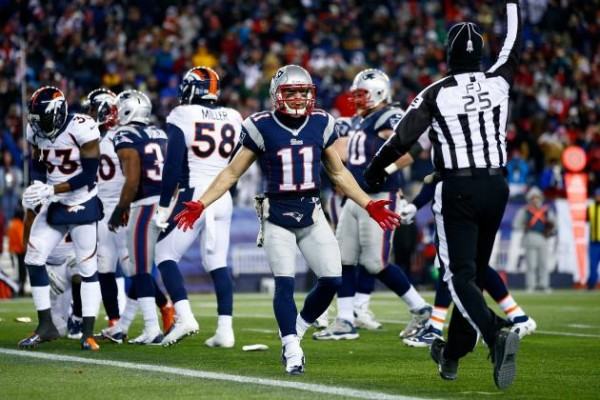 Patriots and Broncos full injury report look good for both teams. (Photo By: Jared Wickerham/Getty Images)
