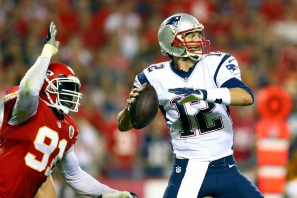 Chiefs and Pats Stats below! (Photo By: Dilip Vishwanat/Getty Images)