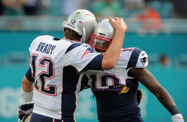 Tom Brady and the Patriots are looking to get healthy during the bye week. (Photo By: Keith Nordstrom)